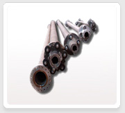 Drive Shaft With Coupling Bush Or Bolt
